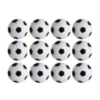 Table Soccer Foosballs Replacements (12 Pack) by Super Z Outlet