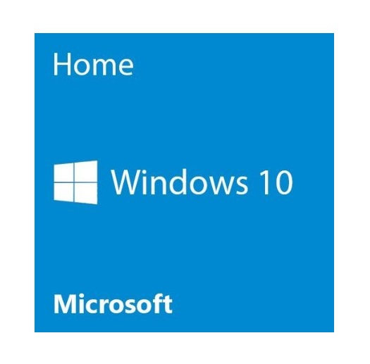 Microsoft Windows 10 Home Operating System 32-bit English (3-Pack, isher), OEM