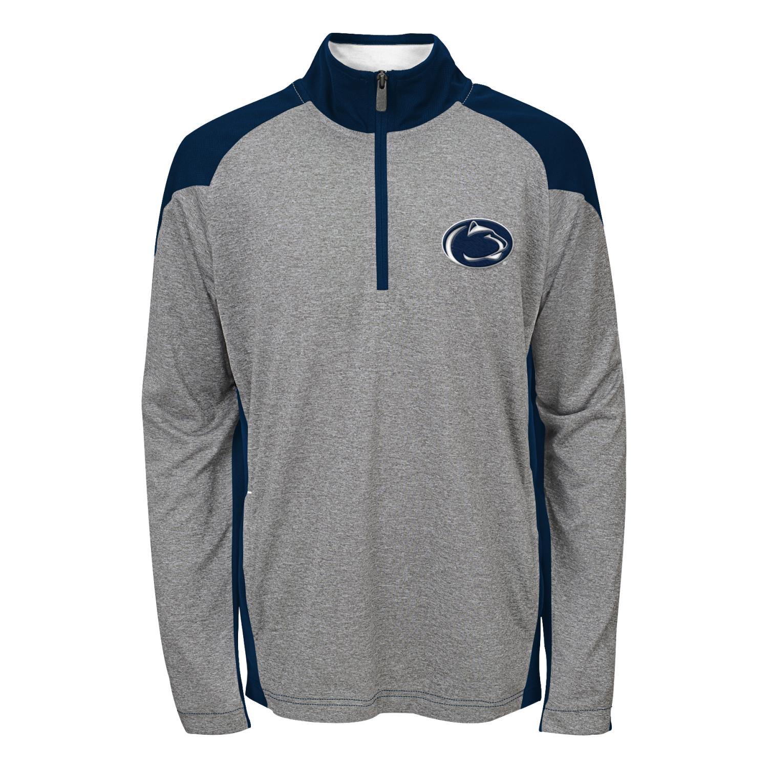 "Penn State Nittany Lions NCAA ""Helix"" Men's 1 4 Zip Pullover Jacket by Gen2"