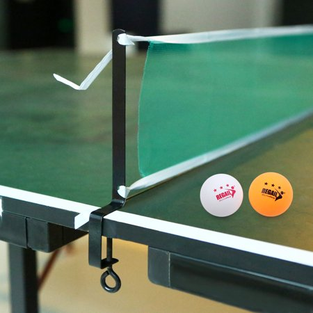 Table Tennis Set Table Tennis Net with 2 Ping Pong Balls and Posts - image 3 de 7