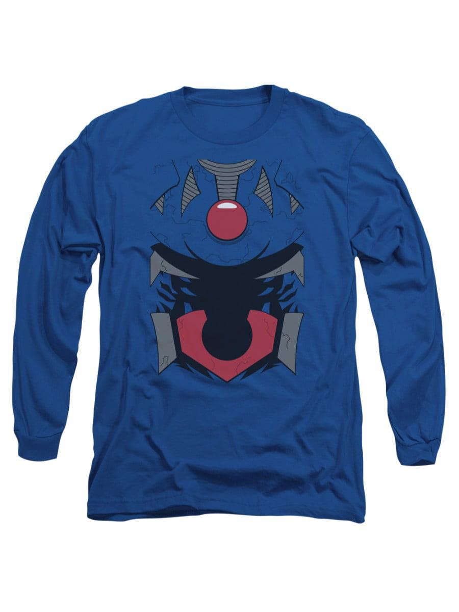 Wonder 52 Adult Long Sleeve T-Shirt Jla