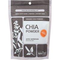 Navitas Naturals Organic Chia Powder, 8 Oz
