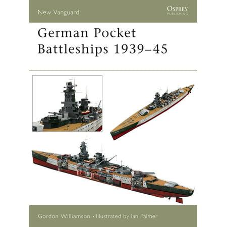 German Pocket Battleships -