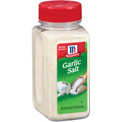 McCormick Garlic Salt, 20 oz