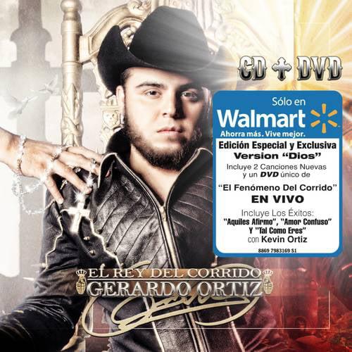 Entre Dios Y El Diablo (Walmart Exclusive)