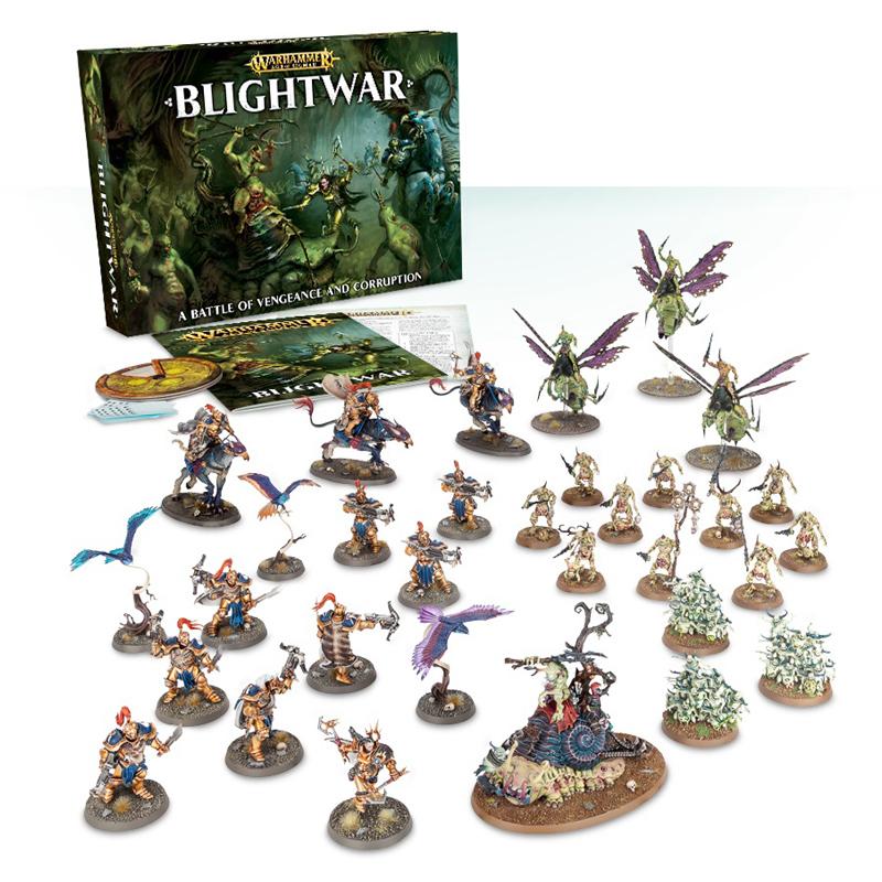 Warhammer Age of Sigmar Blightwar by Games Workshop