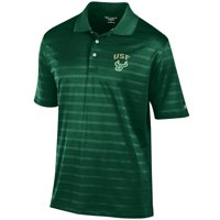 South Florida USF Bulls Men's Polo Champion Textured Solid Polo