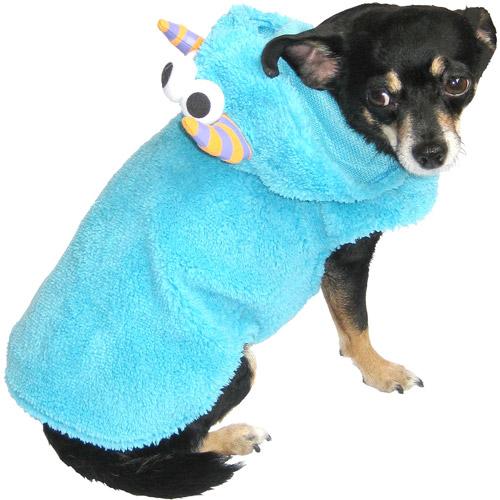Dog Halloween Costume, Monster, Multiple Sizes Available