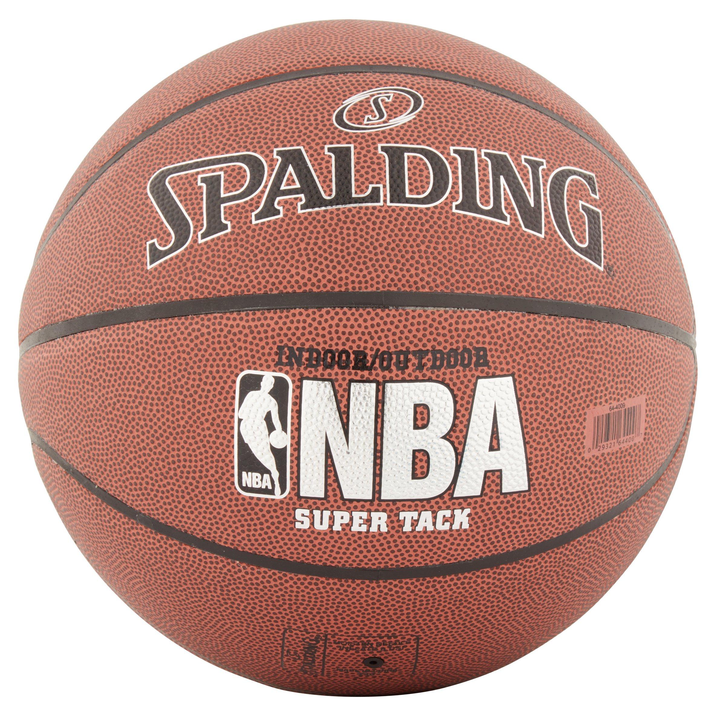Spalding NBA SUPER TACK Basketball - Best Basketballs