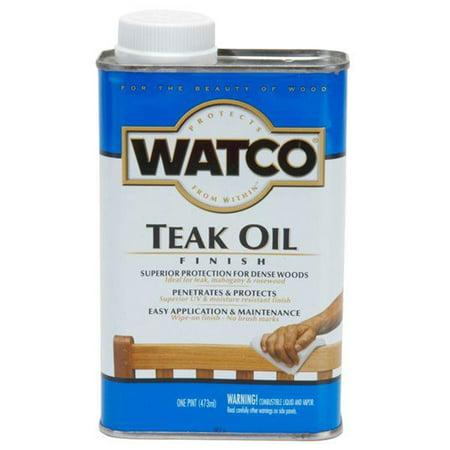 Watco Teak Oil Pint ()