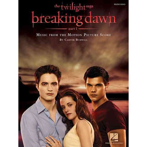 The Twilight Saga: Breaking Dawn: Music from the Motion Picture Score; Piano Solo