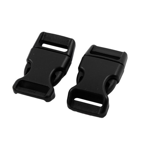 Backpack Strap Plastic Connecting Side Quick Release