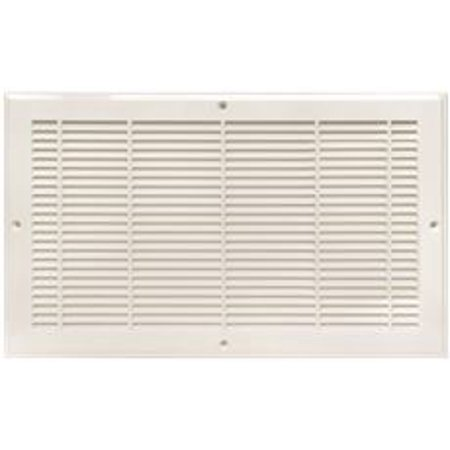 Imperial Plastic Baseboard Return Air Grille 12X6 In White 10 Grilles