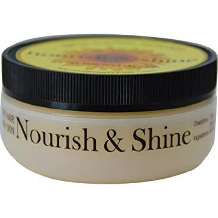 Jane Carter Solution All Natural Nourish and Shine for Dry Hair and Dry Skin, 4