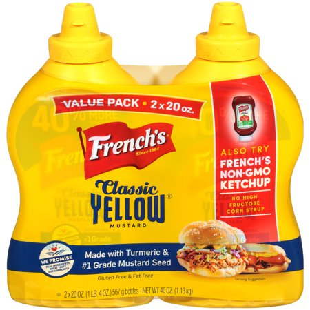 (4 Pack) 20 Oz French