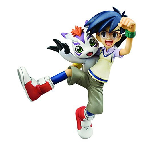 Megahouse Digimon Adventure: Joe and Gomamon G.E.M. PVC Figure by
