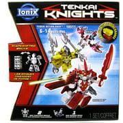Tenkai Knights Ionix Deviak, Senjo & Bravenwolf Minifigure 3-Pack