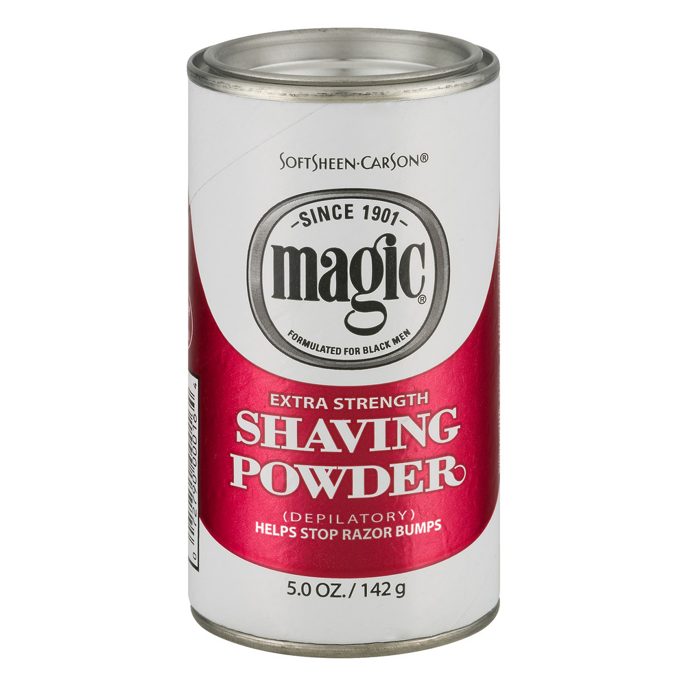 SoftSheen-Carson Magic Extra Strength Shaving Powder