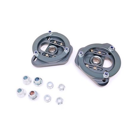 - Godspeed(MSS-THE02-C) BMW Z3 96-02 (E36/7 & 8) / Z3M Adjustable Front Camber & Caster Plate