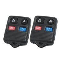 2Pcs Light Keyless Entry Car Remote Key Fob for Ford CWTWB1U331
