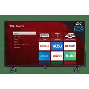 "TCL 75"" Class 4K Ultra HD (2160P) Roku Smart LED TV (75S425)"