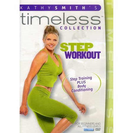 Kathy Smiths Timeless Collection  Step Aerobics Workout