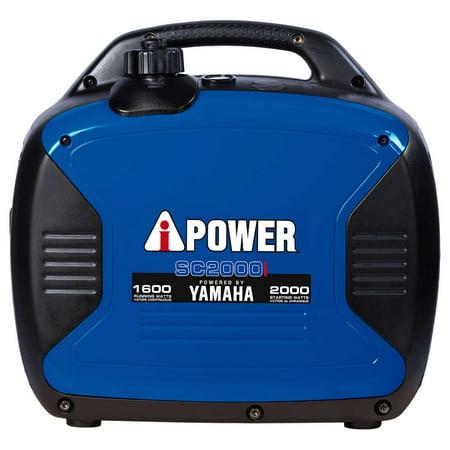 A-IPower 1600W Running 2000W Peak Yamaha Powered Gas Inverter