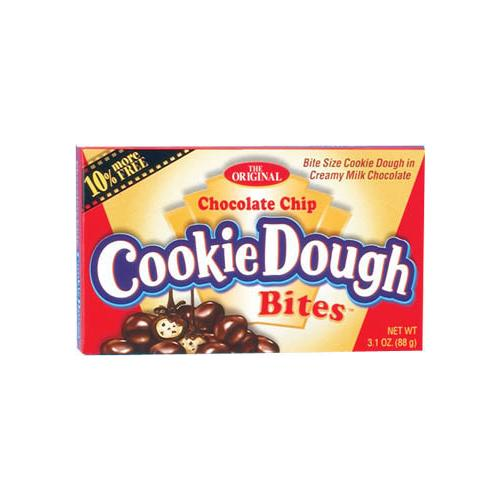 Cookie Dough Chocolate Chip Theater Box: 12 Count