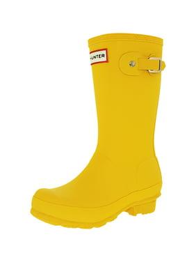 Hunter Boy's Original Kids Knee-High Rubber Rain Boot