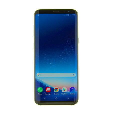 (Samsung Galaxy S8 Plus SM-G955U 64GB for AT&T (Refurbished))