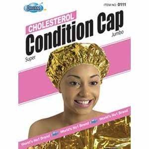 Dream Gold Conditioner Cap (Pack of 12) Super Jumbo #0111 (Pack of 6)