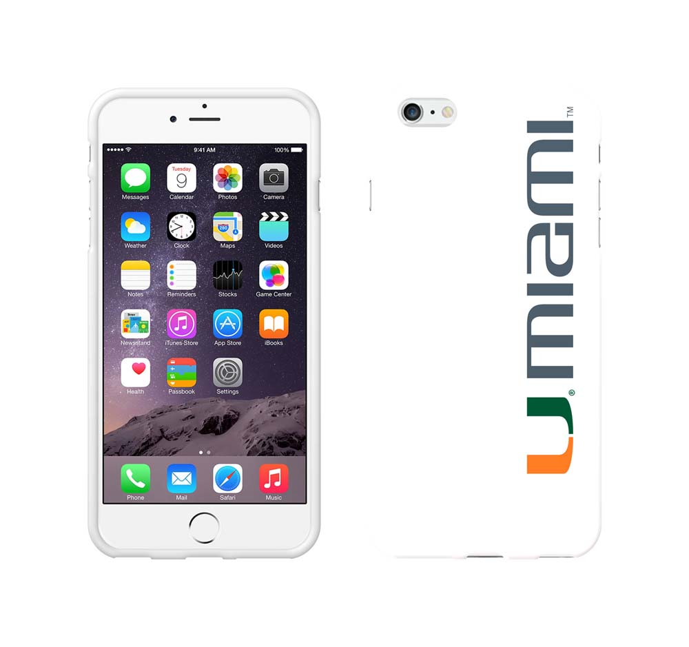 Centon Electronics University of Miami  Phone Case - iPhone 6/6S Plus