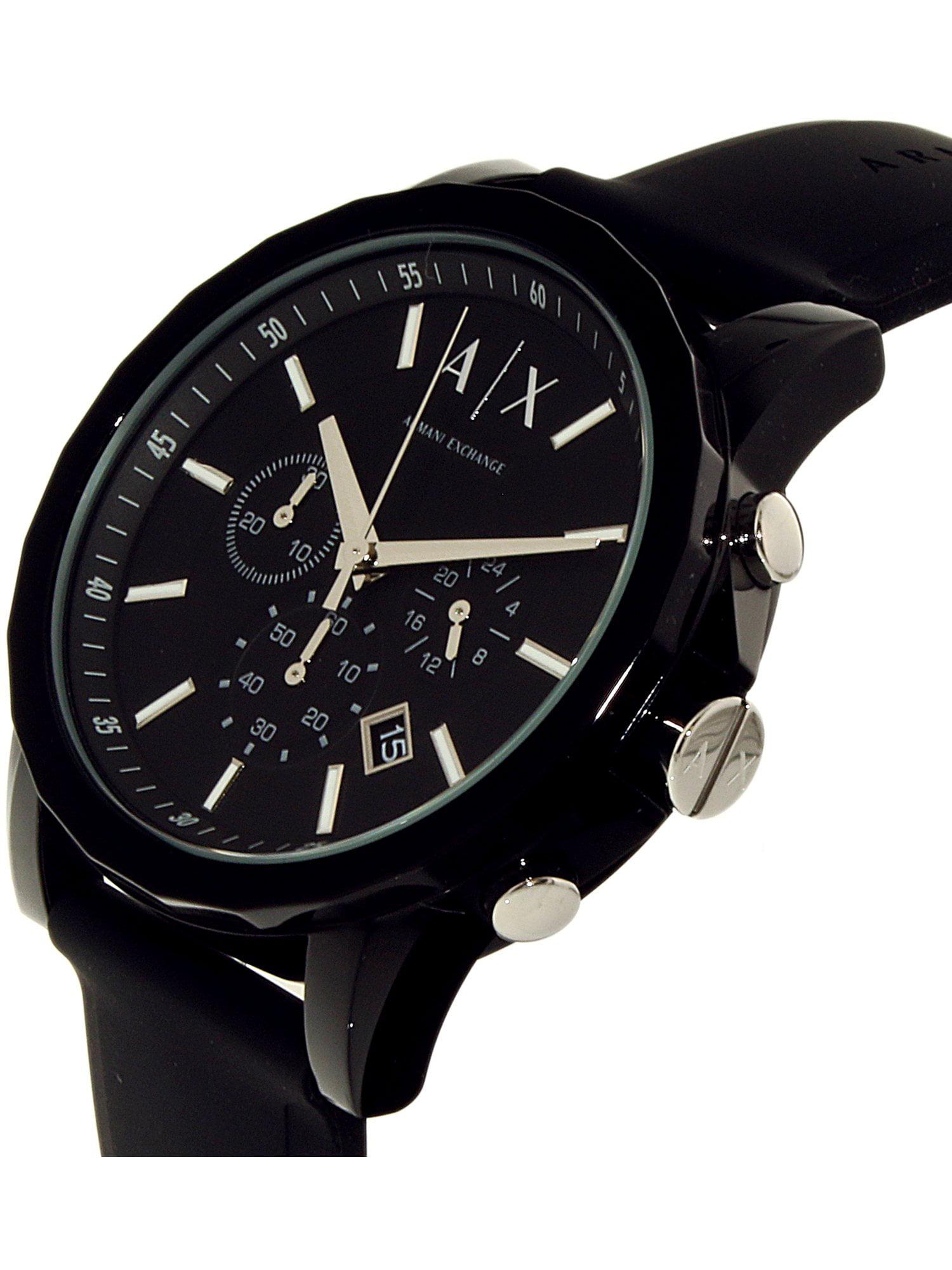 fa8e5a10d18a Armani Exchange - Active Chronograph Mens Watch AX1326 - Walmart.com