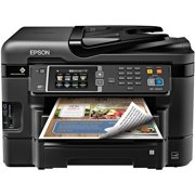 Best Epson Printers - Epson WorkForce WF-3640 Wireless Color All-in-One Inkjet Printer Review