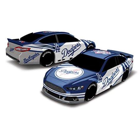 Baseball 1:18 Scale Racing Stock Car ? (Dodgers) (La Dodgers Card)