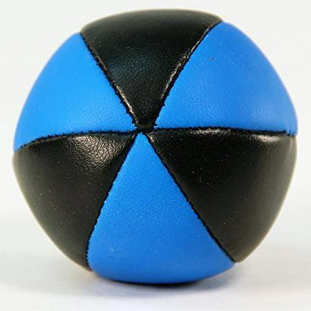 Zeekio Zeon 100g Juggling Ball (1) - Blue and - Juggling Supplies
