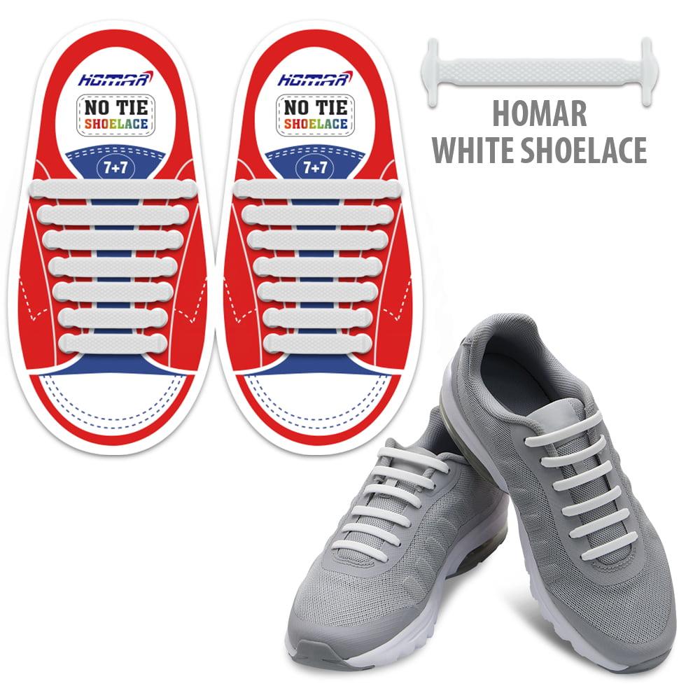Homar Durable Kids Sports Fan Shoelaces
