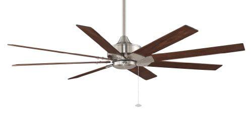 Fanimation FP7910BN Levon Fan, Brush Nickel by