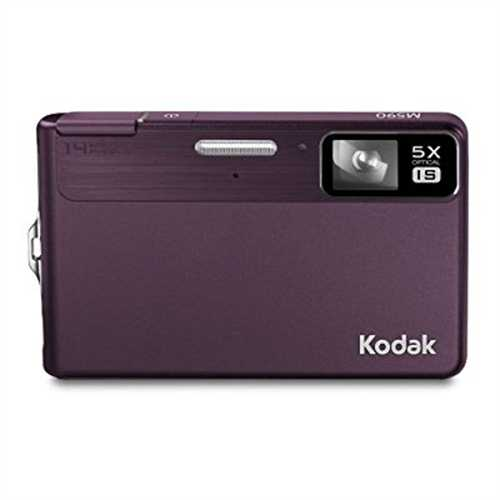 Refurbished Kodak EasyShare M590 Digital Camera - Purple