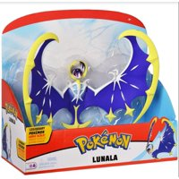 Pokemon 12 inches Cartoon Legendary Lunala,Blue