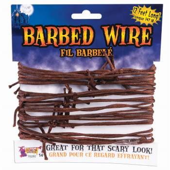 Fake Barbed Wire (BARBED WIRE - 12FT)