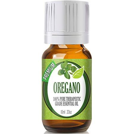 Healing Solutions Oregano - 100% Pure, Best Therapeutic Grade Essential Oil -