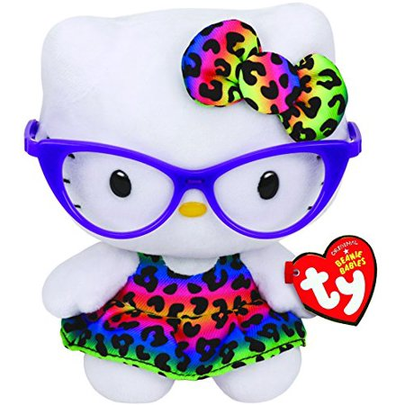 Ty Hello Kitty - Purple Glasses ()