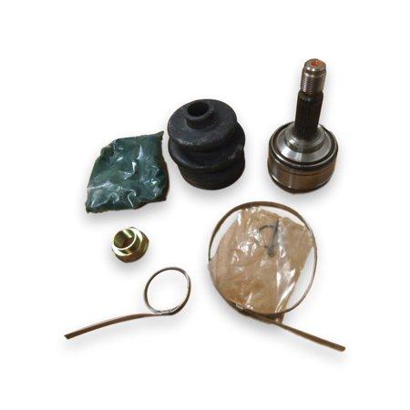 (MOOG Automotive Parts CV Joint Half Shaft Assembly CV-4351)