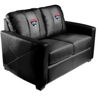 Florida Panthers NHL Silver Love Seat