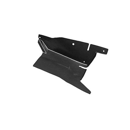 GM1251134 Right Fender Splash Shield for Buick LaCrosse, Chevy Impala Buick Lucerne Splash Shield