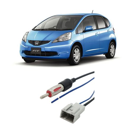 Honda Fit 2009-2014 Factory Stereo to Aftermarket Radio Antenna Adapter
