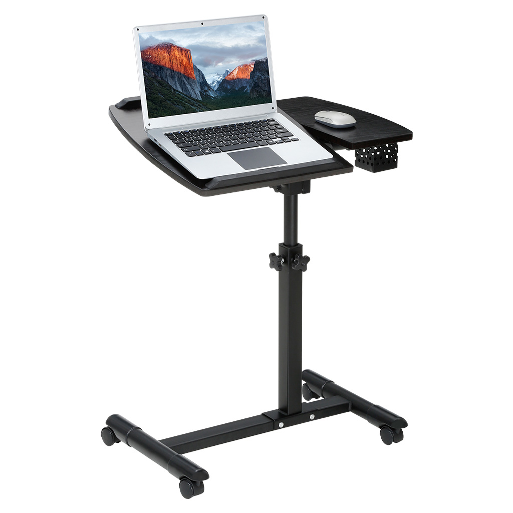 Portable Printer For Laptop Langria Portable Laptop Stand Desk Portable Clothes Steamer Nz Portable Fish Finder Sonar: LANGRIA Portable Laptop Desk Cart With Tilting Surfaces