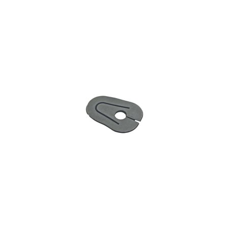 MACs Auto Parts Premier  Products 51-46227 Emergency Brake Cable To Floor Seal - Rubber