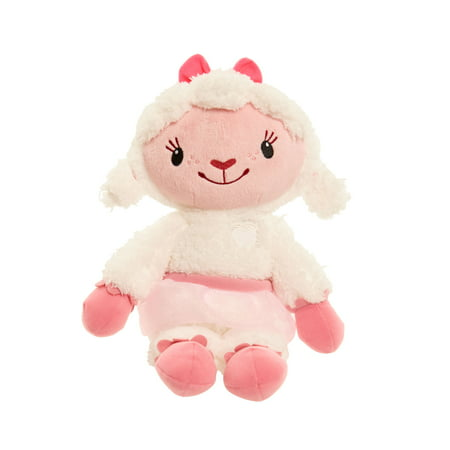 Doc McStuffins Light-Up Cuddles & Hugs Plush - Lambie](Doc Mcstuffins Boy)